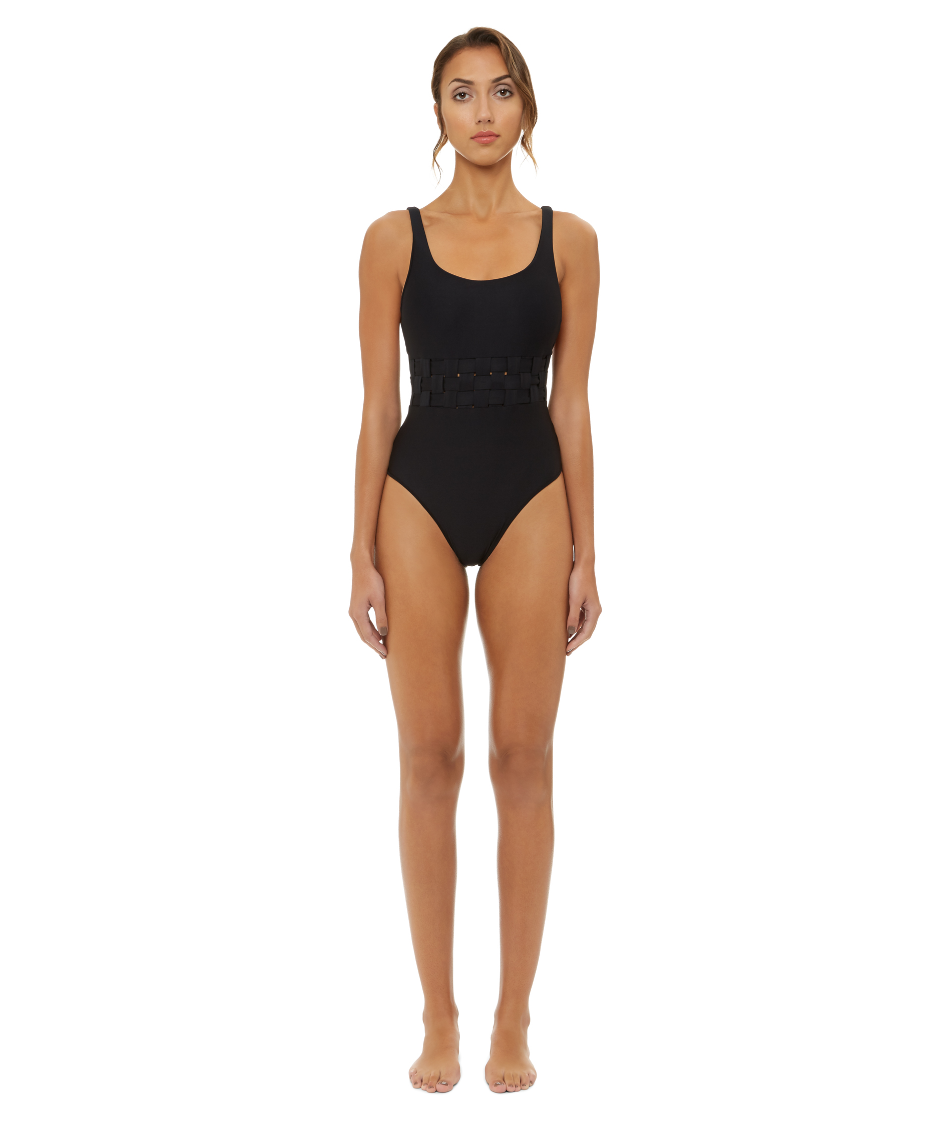 Monaco | High leg swimsuit